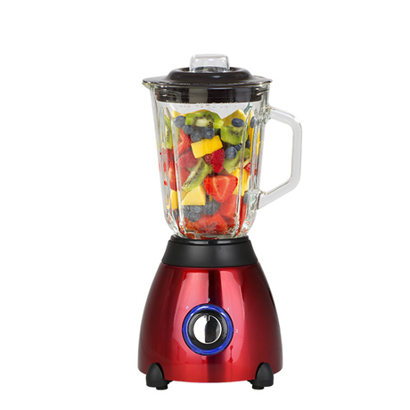 Blender 1.5L Stainless steel Table Blender 2-Speed Ice Crusher with Speed Control