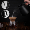 Digital Kettle 1.0L Gooseneck Pour Over Kettle for Coffee & Tea Stainless Steel Coffee Kettle with Temperature Control