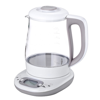 Electric Kettle 1.2L Electric Milk Modulator Water Kettle Multy-Use Cordless Digital Kettle